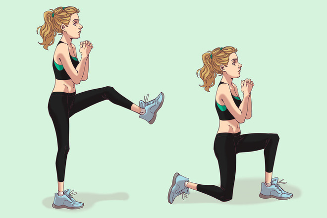 10 động tác thể dục giúp bạn có vòng 3 đẹp tuyệt mỹ tựa như thiên thần Victorias Secret - Ảnh 6.