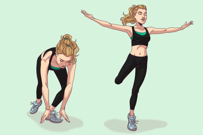 10 động tác thể dục giúp bạn có vòng 3 đẹp tuyệt mỹ tựa như thiên thần Victorias Secret - Ảnh 11.