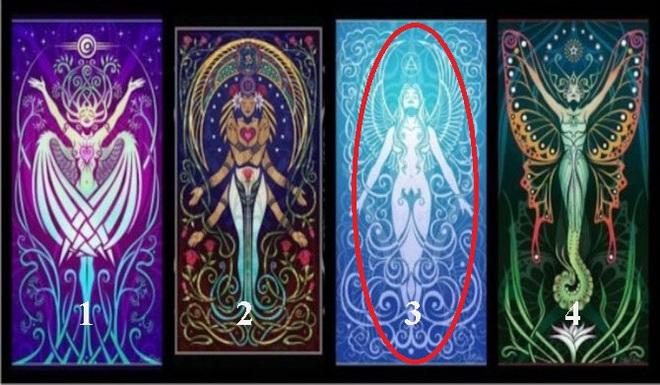 Chọn lá bài tarot dự đoán tương lai: Số 1 mang đến tương lai đầy niềm vui - Ảnh 4.