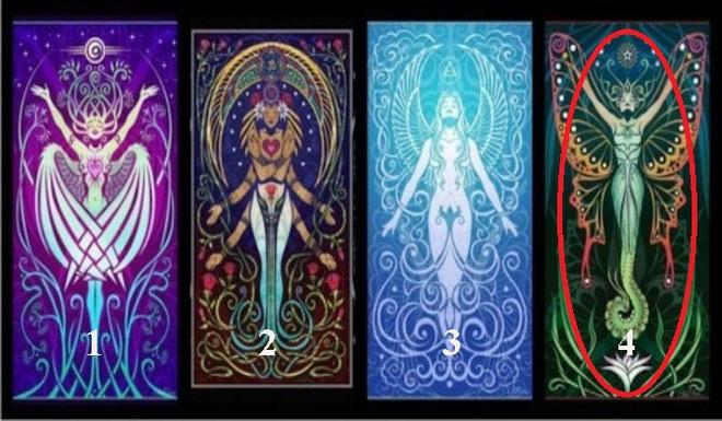 Chọn lá bài tarot dự đoán tương lai: Số 1 mang đến tương lai đầy niềm vui - Ảnh 5.