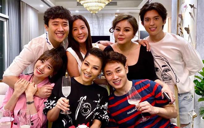 Cuộc sống giàu sang của Hoa hậu là bạn thân MC Trấn Thành - Ảnh 1.