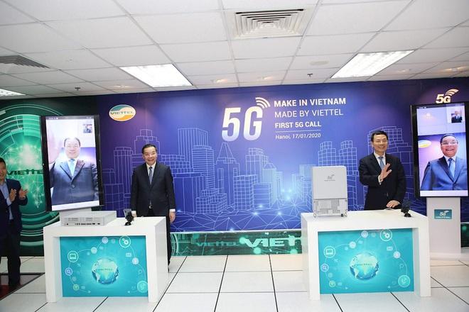 """""""Viettel là nhà mạng duy nhất trên thế giới sản xuất được thiết bị viễn thông"""" - Ảnh 2."""