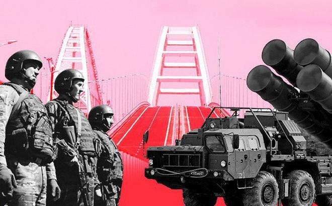 Nga cảnh báo đanh thép khi Ukraine lại đe dọa tấn công cầu Crimea - Ảnh 11.