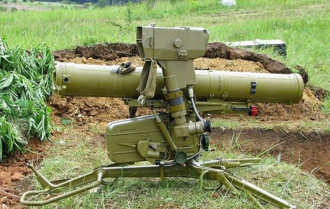Phiến quân đánh chặn, quân đội Syria bỏ cả sát thủ diệt tăng Nga để chạy thoát - Ảnh 20.