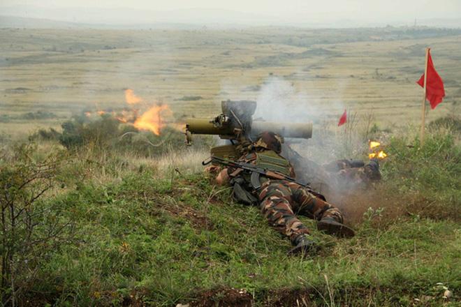 Phiến quân đánh chặn, quân đội Syria bỏ cả sát thủ diệt tăng Nga để chạy thoát - Ảnh 23.