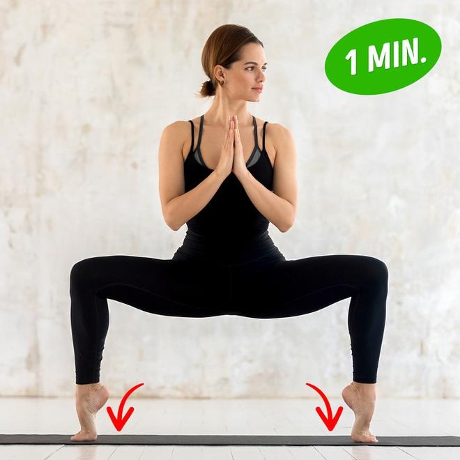 Bài tập giúp bạn có đôi chân săn chắc như siêu mẫu, đốt mỡ toàn thân chỉ với 20 phút - Ảnh 9.