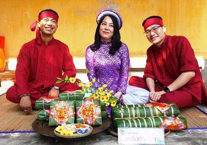 Mãn nhãn với 'Hương xưa bánh Tết' trong Hoàng cung Huế - Ảnh 11.