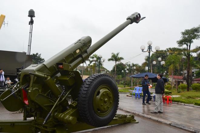 Lần đầu Pháo binh Việt Nam giới thiệu các loại hỏa lực cực mạnh trong biên chế: Gần trọn bộ - Ảnh 2.