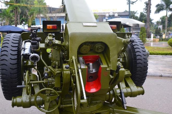 Lần đầu Pháo binh Việt Nam giới thiệu các loại hỏa lực cực mạnh trong biên chế: Gần trọn bộ - Ảnh 4.
