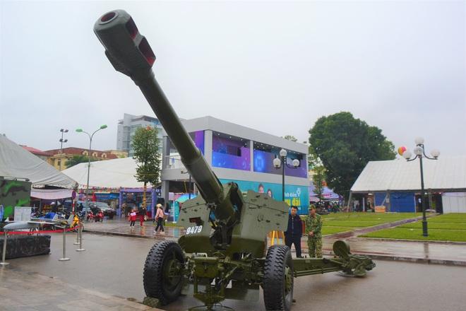 Lần đầu Pháo binh Việt Nam giới thiệu các loại hỏa lực cực mạnh trong biên chế: Gần trọn bộ - Ảnh 8.