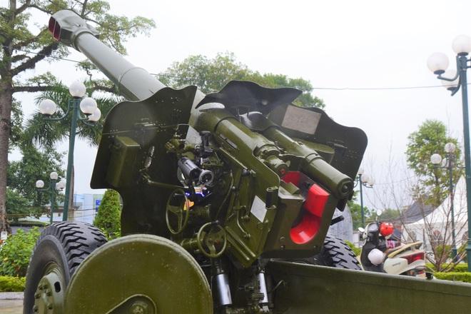 Lần đầu Pháo binh Việt Nam giới thiệu các loại hỏa lực cực mạnh trong biên chế: Gần trọn bộ - Ảnh 10.