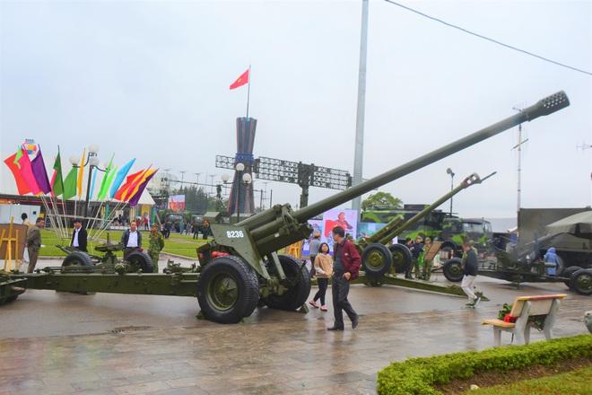 Lần đầu Pháo binh Việt Nam giới thiệu các loại hỏa lực cực mạnh trong biên chế: Gần trọn bộ - Ảnh 5.