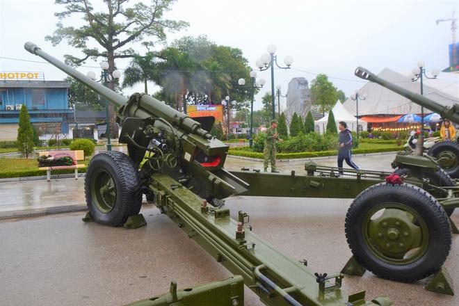 Lần đầu Pháo binh Việt Nam giới thiệu các loại hỏa lực cực mạnh trong biên chế: Gần trọn bộ - Ảnh 6.