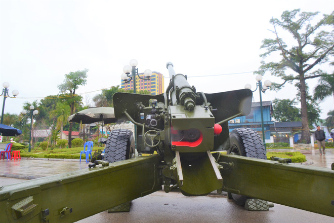 Lần đầu Pháo binh Việt Nam giới thiệu các loại hỏa lực cực mạnh trong biên chế: Gần trọn bộ - Ảnh 7.