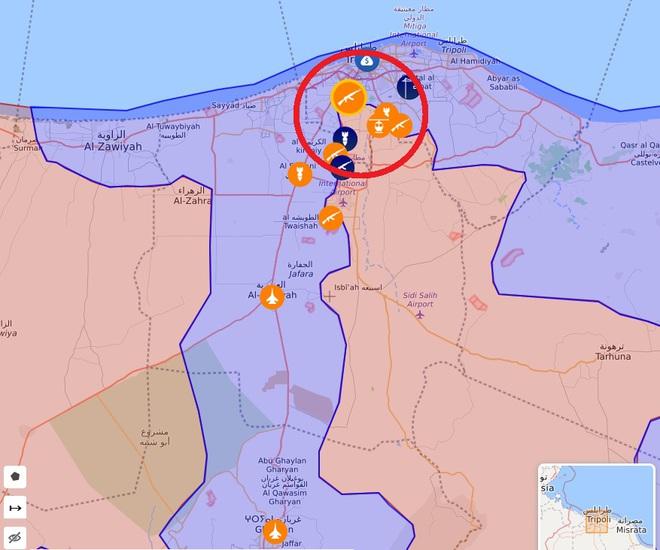 CẬP NHẬT: LHQ họp kín về Syria, Việt Nam chủ trì - Thủ đô Tripoli nguy ngập - Lính Mỹ cố thủ bảo vệ sứ quán - Ảnh 19.