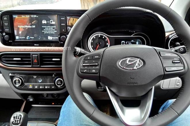 Cận cảnh nội thất mẫu ô tô Hyundai thế hệ mới - Ảnh 2.