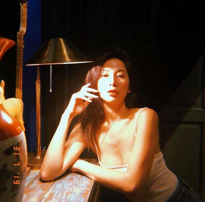 Vẻ đẹp nóng bỏng, quyến rũ của Miss Audition Ngọc Anh ở tuổi ngoài 30 - Ảnh 7.