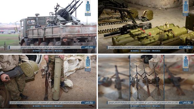 Mang binh hùng tướng mạnh đến Idlib, QĐ Syria vẫn thua đau đớn: Đặc nhiệm Tiger tháo chạy bỏ cả xe - Ảnh 5.