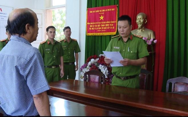 Nguyên Tổng giám đốc Công ty CP Du lịch tỉnh Bà Rịa – Vũng Tàu bị bắt