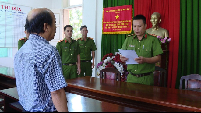 Nguyên Tổng giám đốc Công ty CP Du lịch tỉnh Bà Rịa – Vũng Tàu bị bắt - Ảnh 1.
