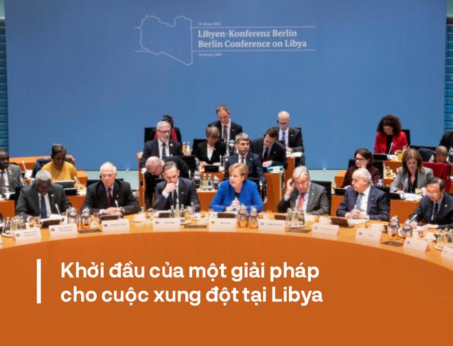 Kịch bản Syria đang lặp lại tại Libya: Tuyên bố hòa bình nằm trên giấy, thực tế trở thành chiến tranh ủy nhiệm - Ảnh 1.