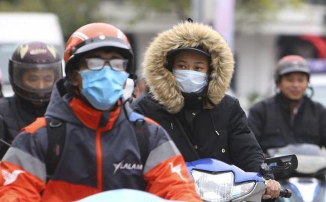 Không khí lạnh tăng cường, các tỉnh Bắc Bộ rét đậm, rét hại