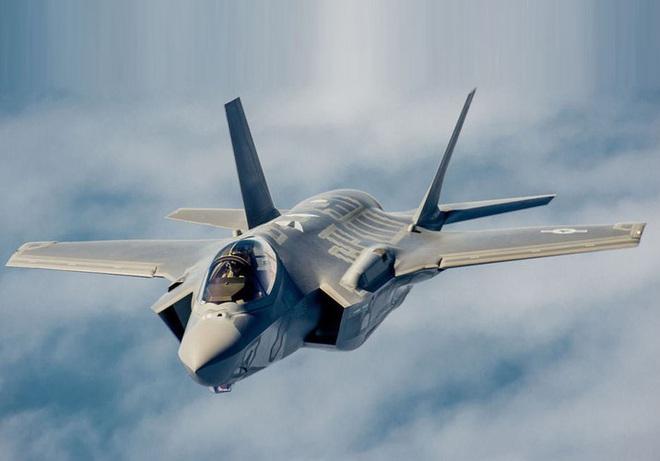 F-35 vừa tung đòn độc để hạ cả Su-57 Nga và J-20 Trung Quốc - Ảnh 2.