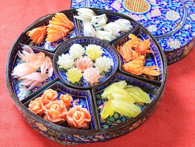 5 loại mứt handmade bao ngon, bao đẹp bày tiếp khách ngày Tết đảm bảo an toàn - Ảnh 3.