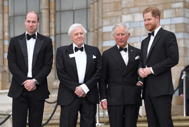 Hành trình trốn chạy hoàng gia Anh của Hoàng tử Harry - ảnh 2