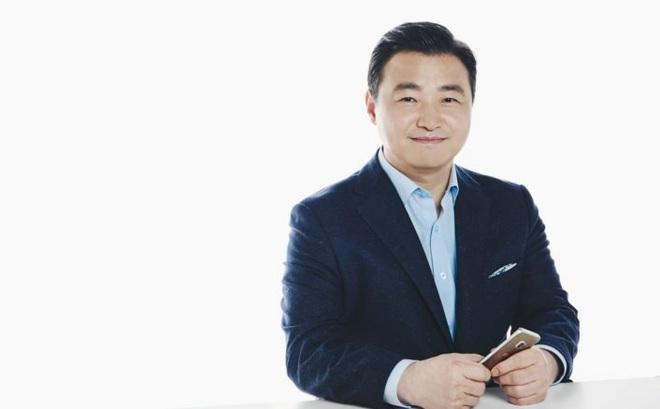 Samsung Electronics có sếp mới