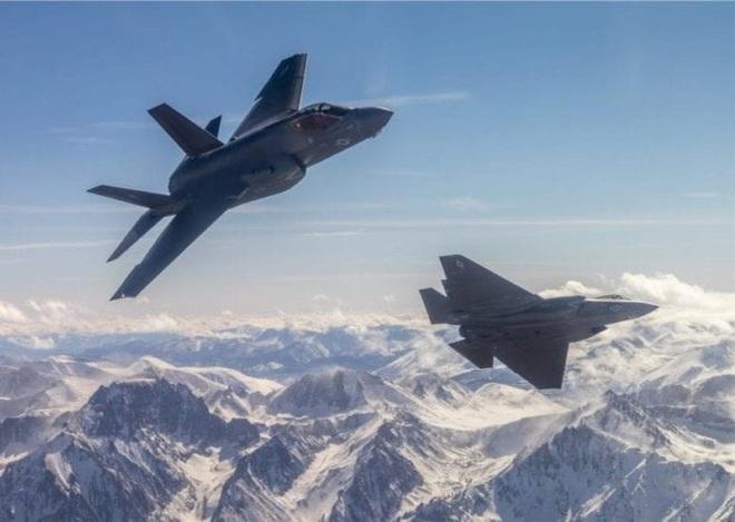 F-35 vừa tung đòn độc để hạ cả Su-57 Nga và J-20 Trung Quốc - Ảnh 11.