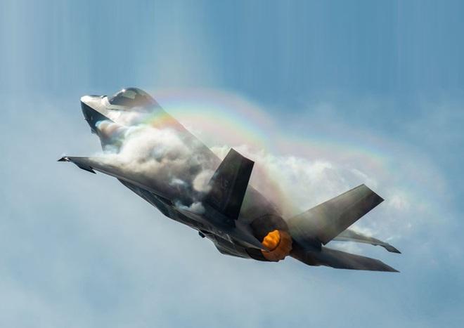 F-35 vừa tung đòn độc để hạ cả Su-57 Nga và J-20 Trung Quốc - Ảnh 13.