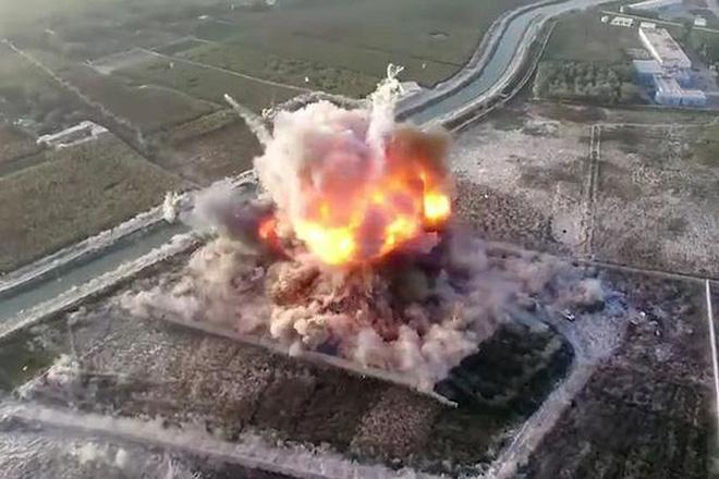 Sau Nga, Mỹ tới lượt Thổ Nhĩ Kỳ nếm loại vũ khí hủy diệt tại Syria - Ảnh 13.