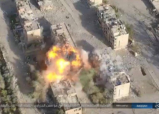 Sau Nga, Mỹ tới lượt Thổ Nhĩ Kỳ nếm loại vũ khí hủy diệt tại Syria - Ảnh 15.