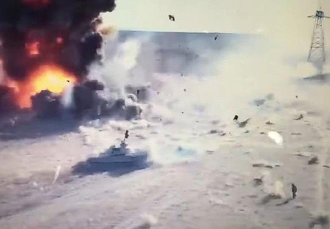 Sau Nga, Mỹ tới lượt Thổ Nhĩ Kỳ nếm loại vũ khí hủy diệt tại Syria - Ảnh 16.