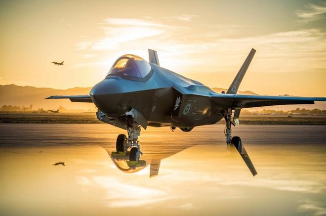 F-35 vừa tung đòn độc để hạ cả Su-57 Nga và J-20 Trung Quốc - Ảnh 18.