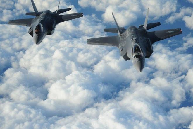 F-35 vừa tung đòn độc để hạ cả Su-57 Nga và J-20 Trung Quốc - Ảnh 3.