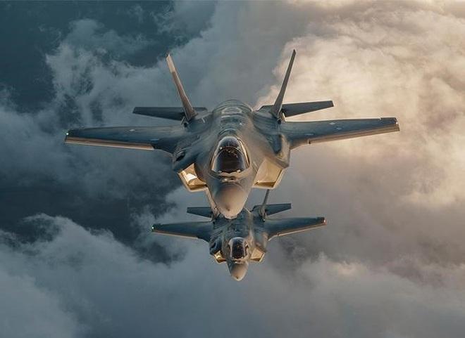 F-35 vừa tung đòn độc để hạ cả Su-57 Nga và J-20 Trung Quốc - Ảnh 21.