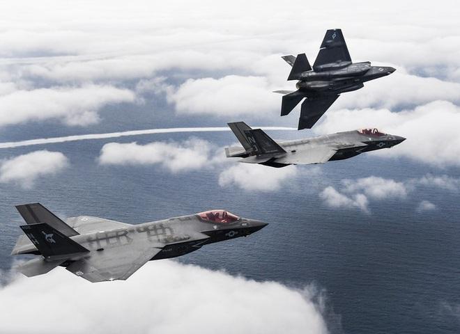 F-35 vừa tung đòn độc để hạ cả Su-57 Nga và J-20 Trung Quốc - Ảnh 4.