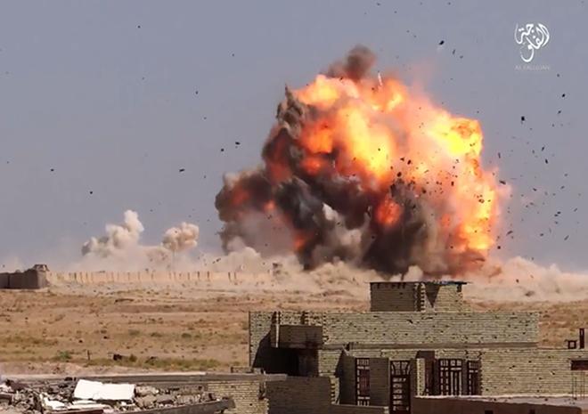 Sau Nga, Mỹ tới lượt Thổ Nhĩ Kỳ nếm loại vũ khí hủy diệt tại Syria - Ảnh 4.
