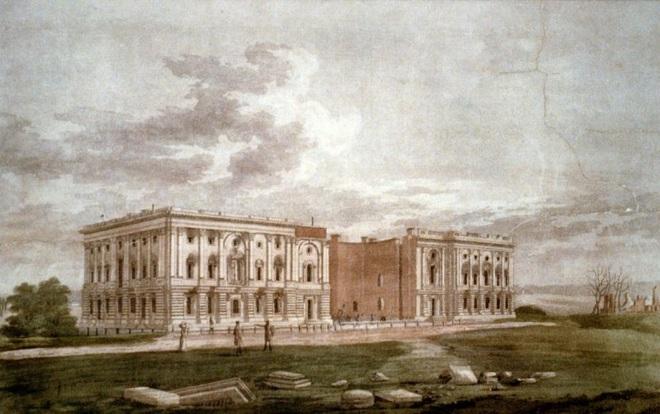 Lần duy nhất Washington thất thủ, Nhà Trắng bị đốt cháy - Ảnh 5.