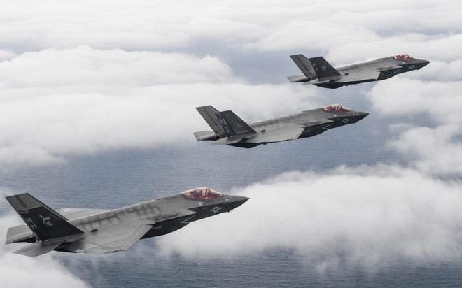 F-35 vừa tung đòn độc để hạ cả Su-57 Nga và J-20 Trung Quốc - Ảnh 6.