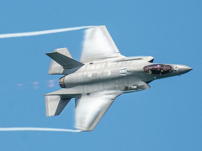 F-35 vừa tung đòn độc để hạ cả Su-57 Nga và J-20 Trung Quốc - Ảnh 10.