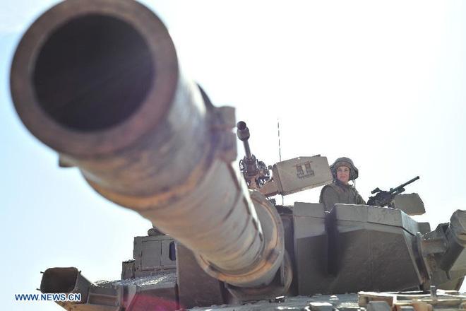 Lực lượng phòng vệ Israel: Nữ quân nhân sẽ không thể vượt qua vùng cấm này? - Ảnh 4.