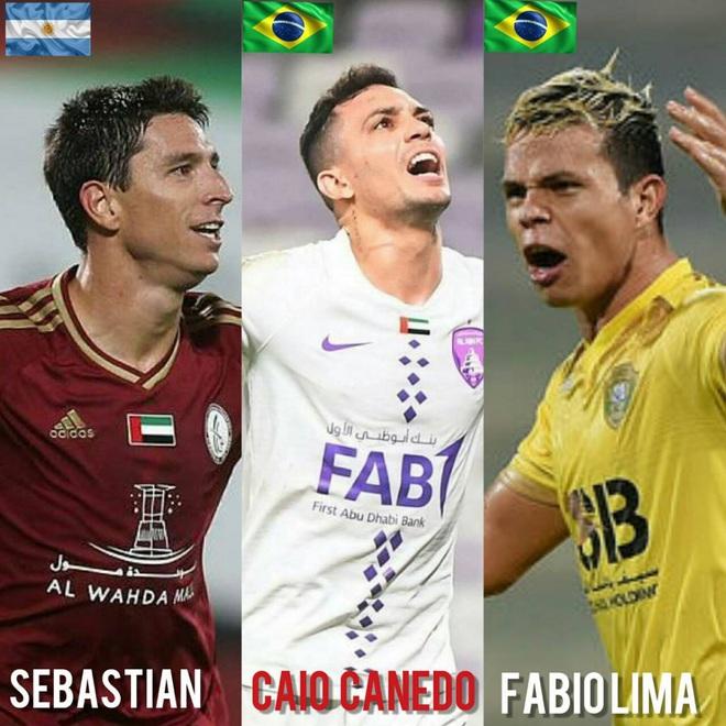 Báo Thái Lan e ngại khi UAE định nhập tịch cầu thủ thứ 3 từ Nam Mỹ - Ảnh 1.