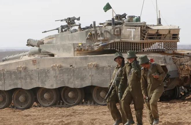 Lực lượng phòng vệ Israel: Nữ quân nhân sẽ không thể vượt qua vùng cấm này? - Ảnh 1.