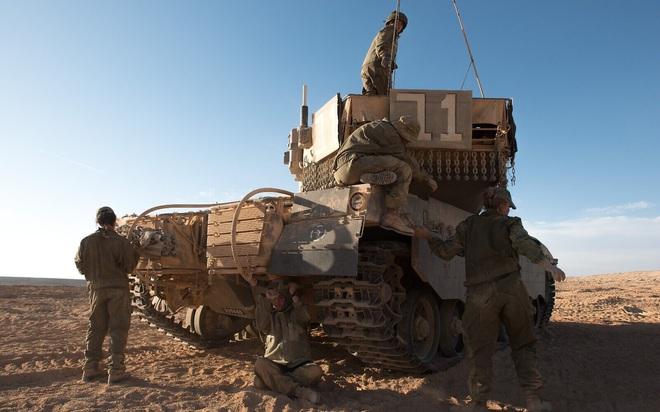 Lực lượng phòng vệ Israel: Nữ quân nhân sẽ không thể vượt qua vùng cấm này? - Ảnh 8.
