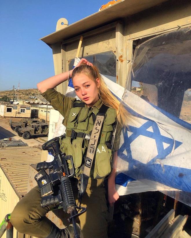 Lực lượng phòng vệ Israel: Nữ quân nhân sẽ không thể vượt qua vùng cấm này? - Ảnh 6.