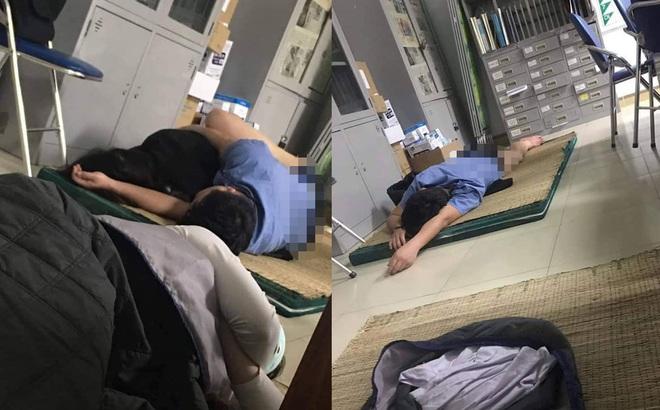 """Bác sĩ bị tố """"ngủ cùng nữ sinh viên trong ca trực"""" thanh minh gì?"""