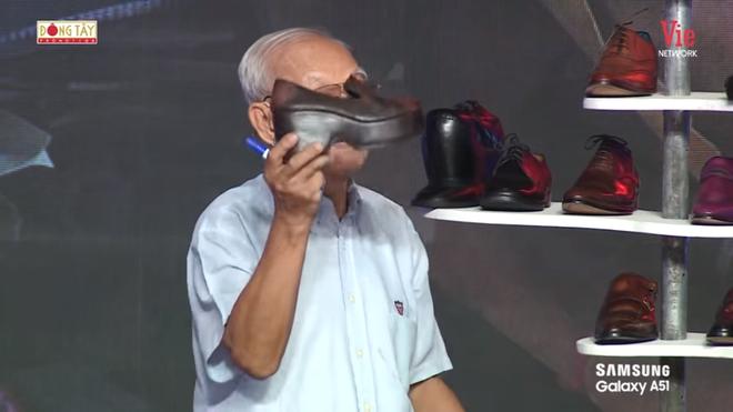 Nghệ nhân 89 tuổi từng đóng giày cho Đàm Vĩnh Hưng, Lam Trường: Tôi vẫn làm việc 10 tiếng một ngày - Ảnh 4.